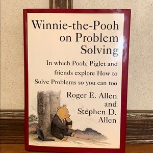 Winnie-the-Pooh on Problem Solving Book